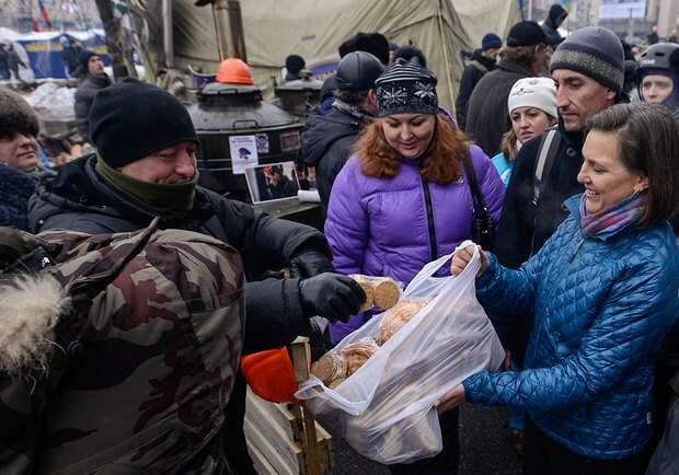 США нужна российская оккупация Украины