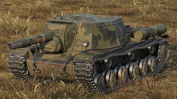 Имбовые танки в игре World of Tanks Blitz