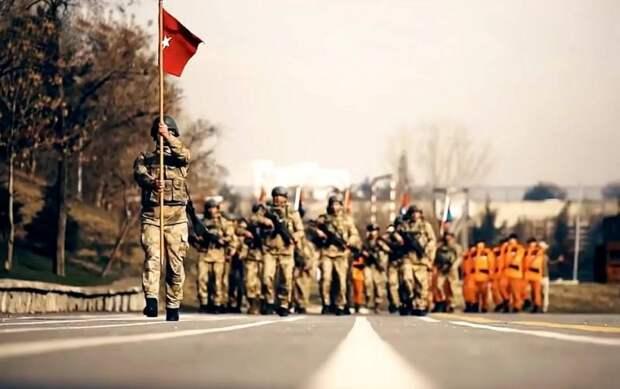 «Армия Турана»: Турция намерена создать новый военный блок в противовес России