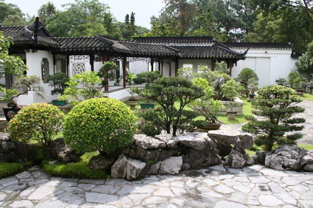 Китайские сады - культурное наследие Китая
