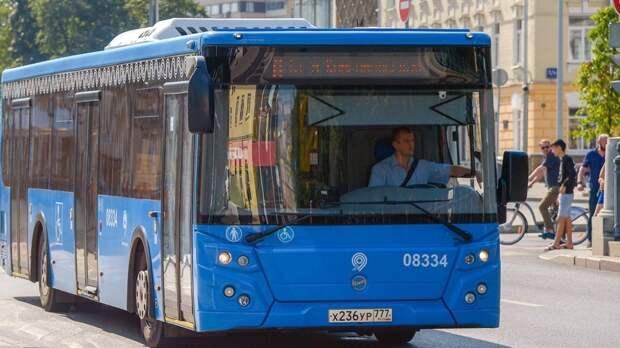 Автобусы на водородном топливе могут появиться в Подмосковье