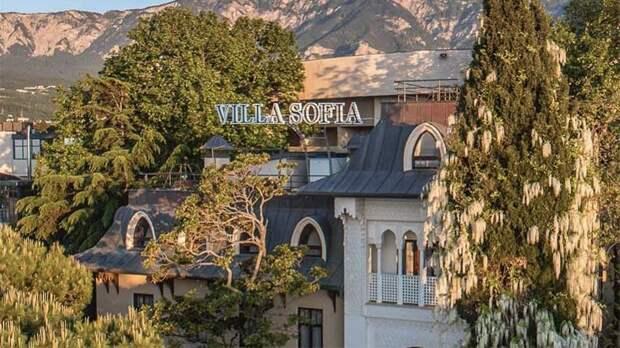 София Ротару нашла покупателя своего отеля в Крыму