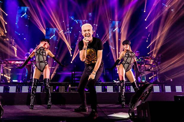 Scooter приедет с концертами в Россию в марте 2020 года