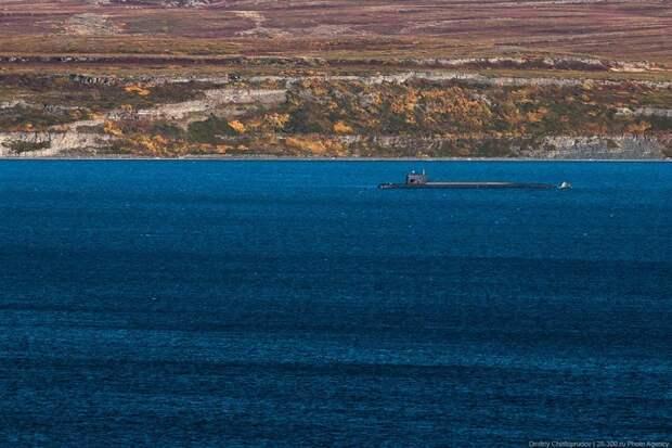 Виды полуострова Рыбачий