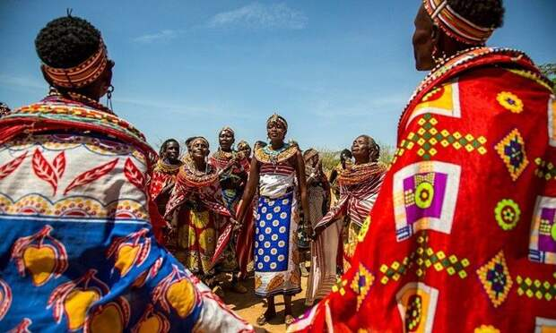 Женщины сбежали от мужей и основали собственную деревню