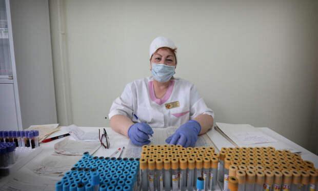 В России выявили новый штамм коронавируса