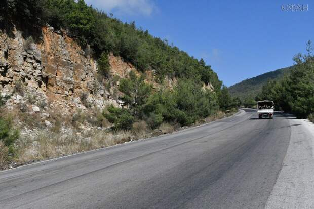 Власти Сирии начали ремонт дорог в провинции Латакия