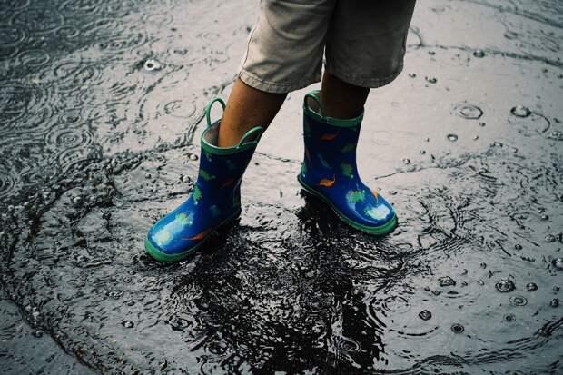 Дожди и грозы ожидаются в Удмуртии в среду, 21 июля