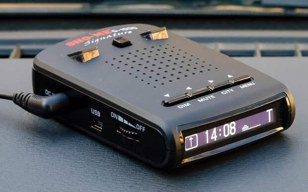 Радар-детекторы «на Стрелку-М»: большой тест