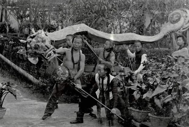 Редчайшие кадры Китая времён династии Цин: природа, люди, города безвозвратно ушедшей эпохи 41