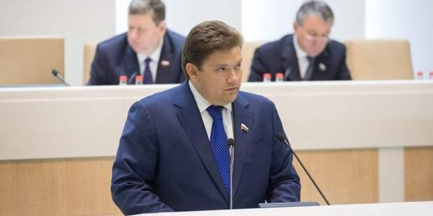 Журавлев занял кресло вице-спикера Совфеда
