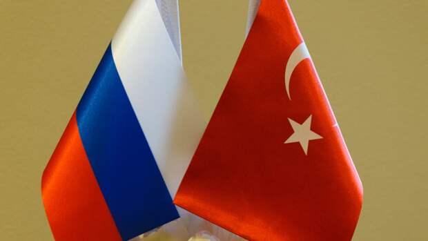 Турция поблагодарила Россию за поддержку вакциной в борьбе с коронавирусом