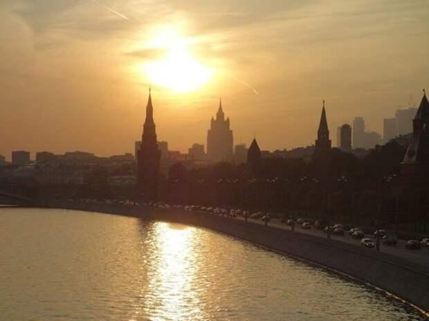 В Гидрометцентре сообщили о теплой погоде в Европейской части России в выходные