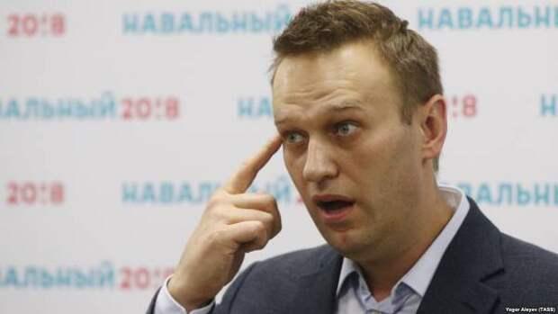 «Новая Газета» вовсю распространяет прозападный фейк о Навальном