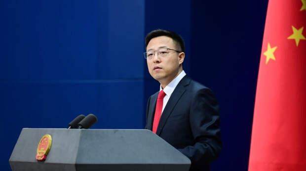 Китай призвал ливийцев соблюдать соглашение о постоянном прекращении огня