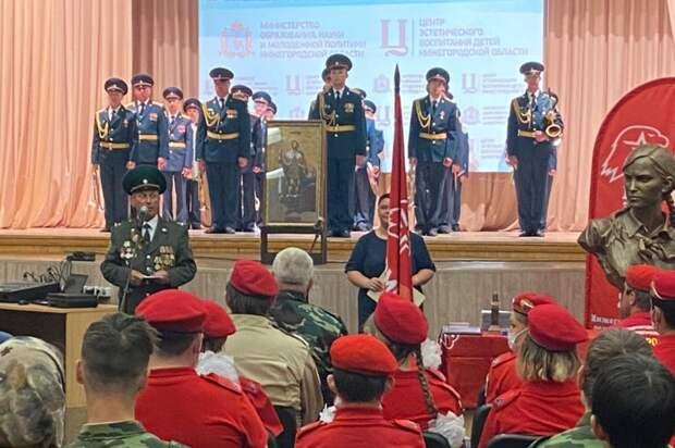 Участники Международного юнармейского патриотического автомарша прибыли вНижний Новгород