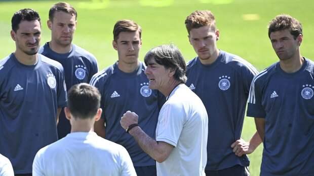 Германия сыграла вничью с Венгрией в матче группового этапа Евро-2020