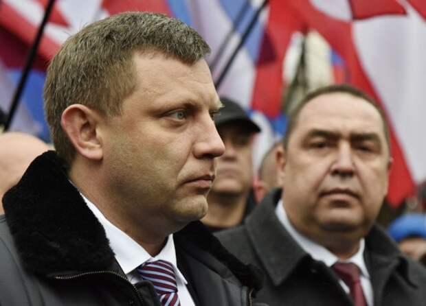Захарченко: «ДНР объявляет торговую блокаду Киеву»