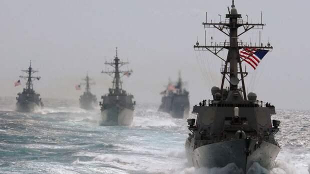Размещение военных кораблей в Чёрное море: США дают Москве сигнал о том, что поддерживают Украину