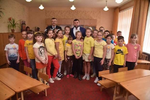 Школы ДНР окончательно переходят на российские стандарты