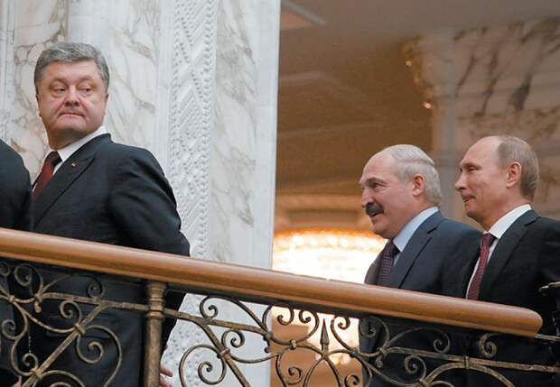 Почему Украину перестал устраивать Минск как переговорная площадка?