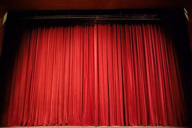 Театр/ Фото pixabay.com
