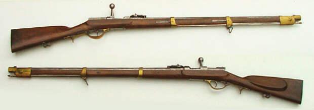 Zündnadelbüchse M/54 (Pikenbüchse)