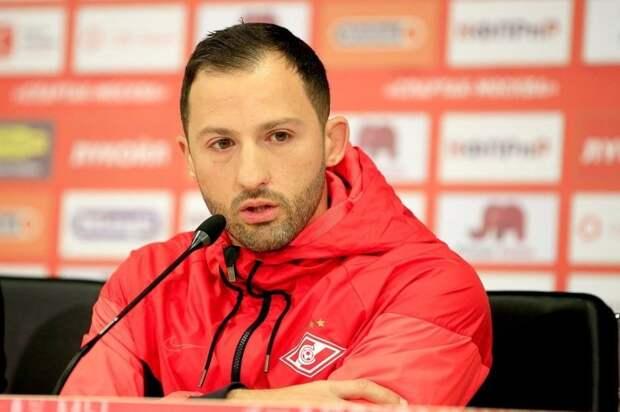 Тедеско допустил возвращение в «Спартак»