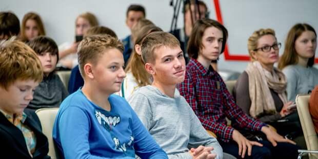 Лекцию о продвижении волонтерской деятельности прочитают в экоцентре на Ленинградке