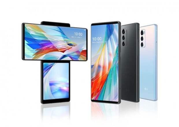 LG выпустил официальный ролик о складном смартфоне LG Wing