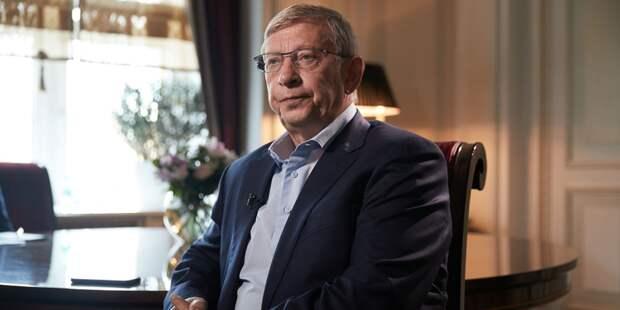 Евтушенков обустраивается в «Эталоне»