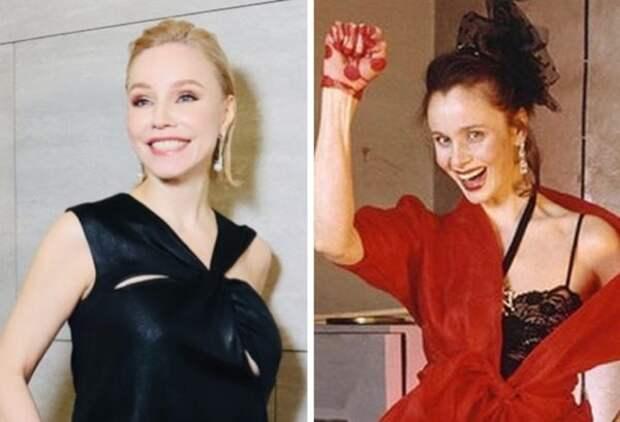 """""""Ужас!"""" – Редкие фото советских актрис, сделанные для мужского журнала, опубликовала Марина Зудина"""