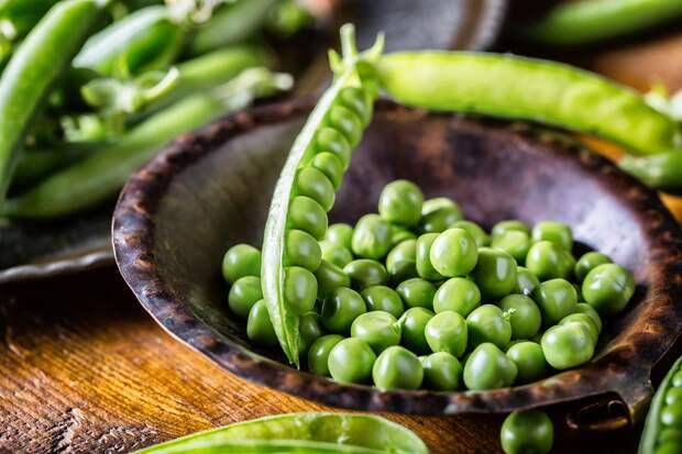 Кому полезно есть зеленый горошек: интересные факты