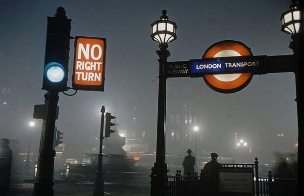 londonskiapokalipsis 1 10 фотографий Великого смога в Лондоне