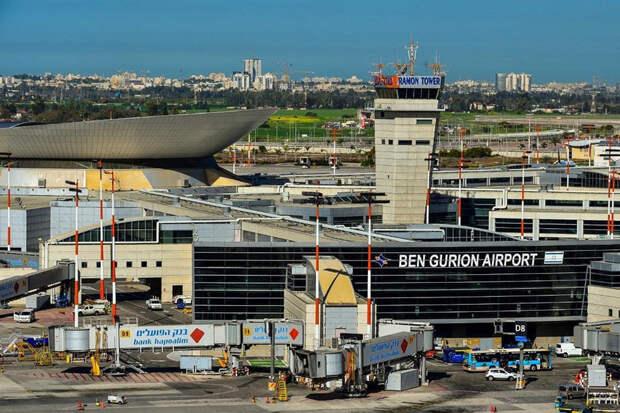 «Аэрофлот» отменяет рейсы в Тель-Авив из Москвы и обратно