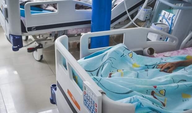 ВОренбурге спасли безнадежного пациента стяжелой формой COVID-19