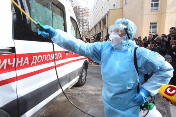 На Украине новый антирекорд: количество зараженных коронавирусом растет четвертый день подряд
