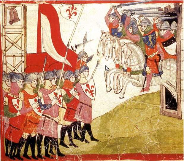 Рыцари и рыцарство трёх веков. Рыцари юга Италии и Сицилии 1050-1350 гг.