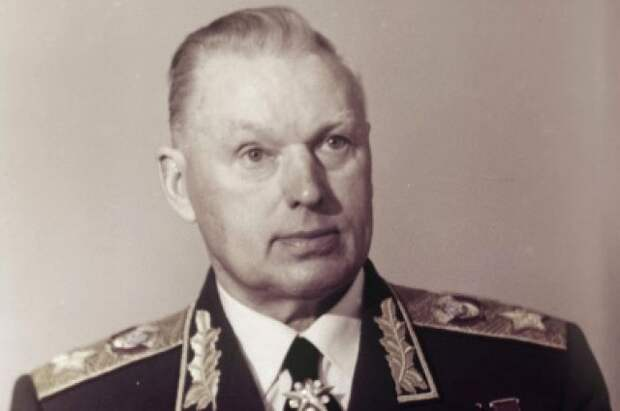 Константин Рокоссовский.