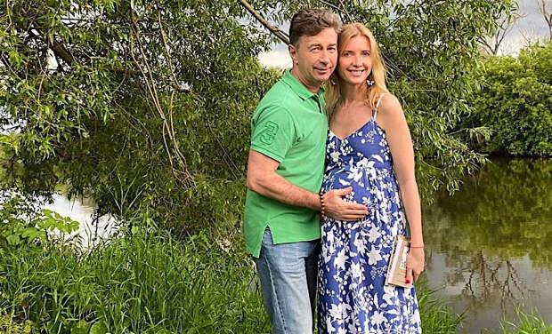 Валерий Сюткин стал отцом в четвертый раз