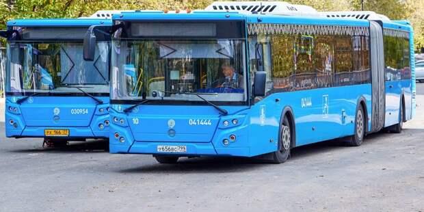 На маршрут 195 выйдут более вместительные автобусы