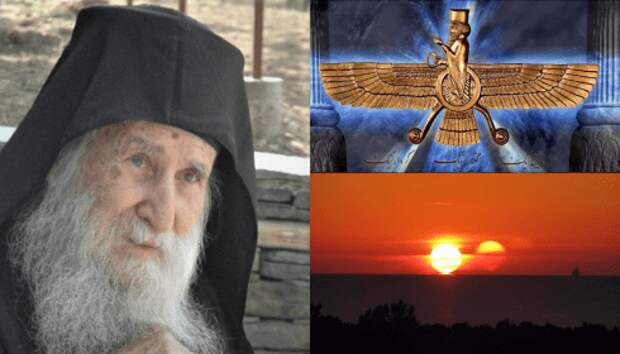 Греческий старец предсказал как и когда люди увидят Нибиру