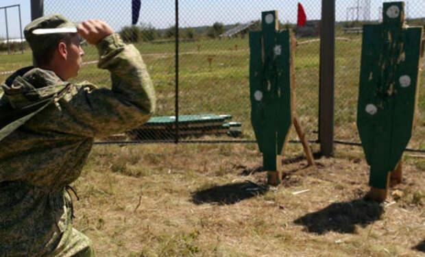 Метаем штык от АК-47