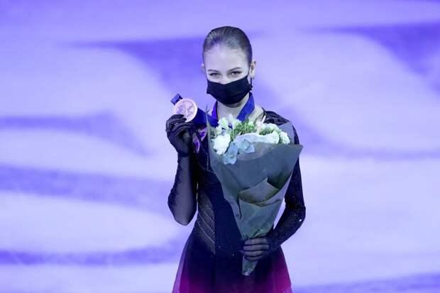 Трусова назвала свой переход от Тутберидзе к Плющенко правильным решением: «Я во многом стала лучше»