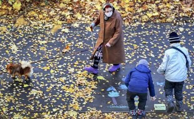 Российская демография в разрезе. У нас разве война?