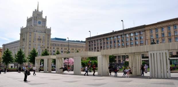 Пешеходный квест «От Маяковской до Парка культуры» пройдет 12 мая