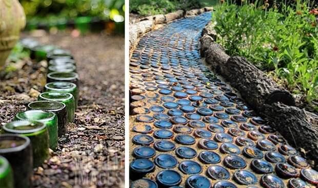 Стильное перерождение стеклянных бутылок: креативные идеи, достойные внимания