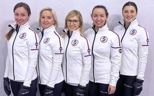 Женская сборная России уступила Швейцарии на чемпионате мира по керлингу в Калгари