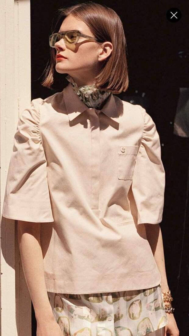 25 необыкновенных блузок
