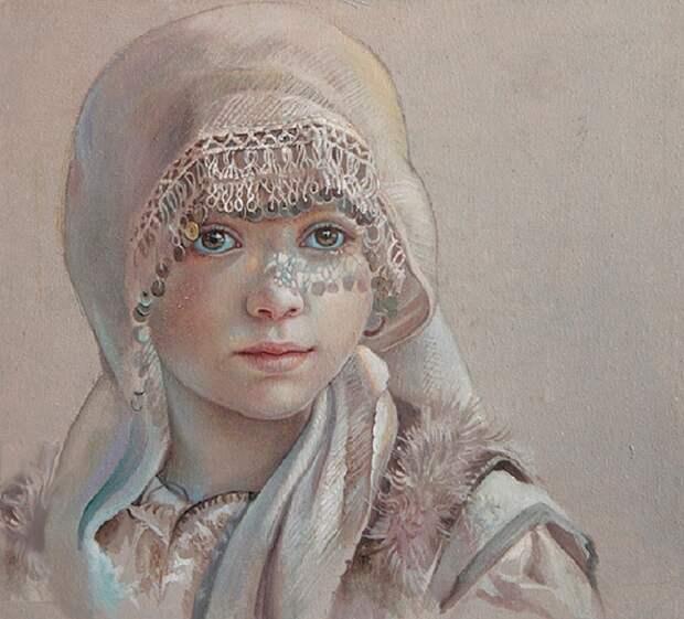 художник Мария Илиева (Maria Ilieva) картины – 21